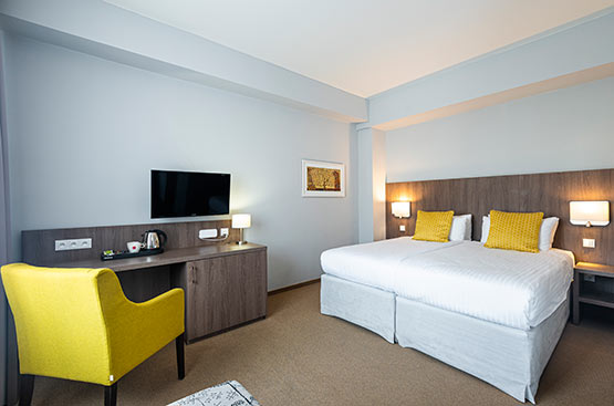 Business superior, Hotel International, Praha